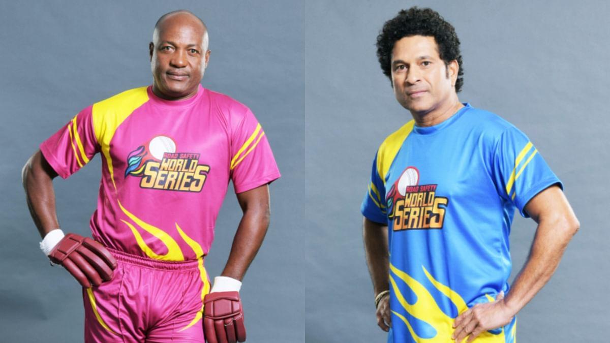 Tendulkar & Lara to Renew On-Field Rivalry in Mumbai