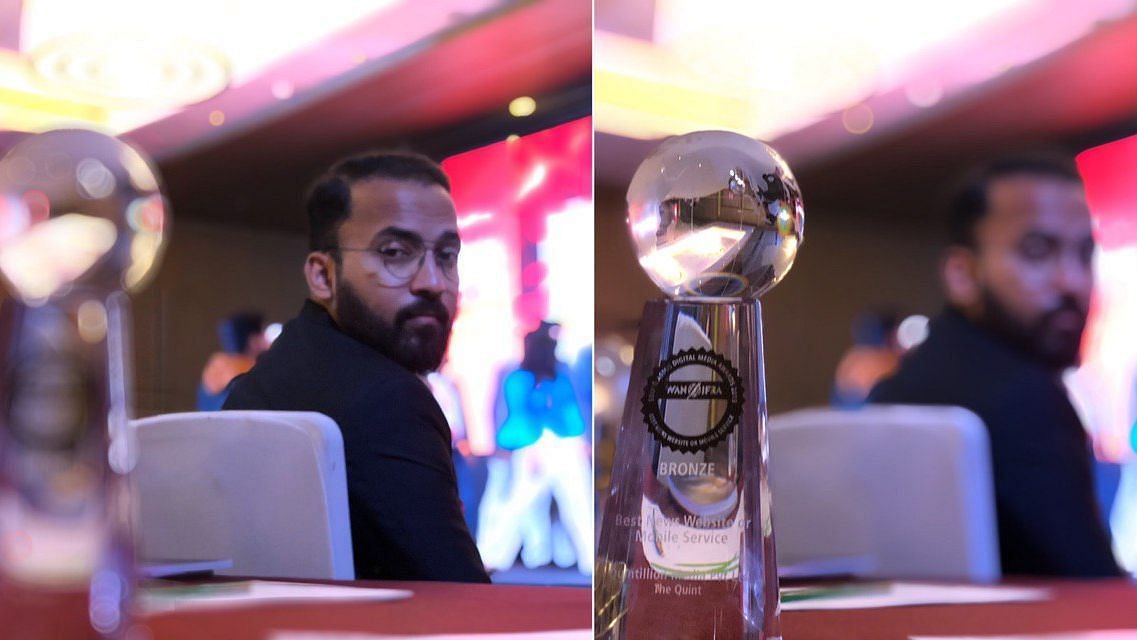 The Quint has won silver, bronze at the WAN-IFRA Awards.