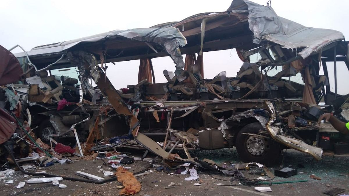 Survivors of TN Bus Crash Recollect Moments of Horror