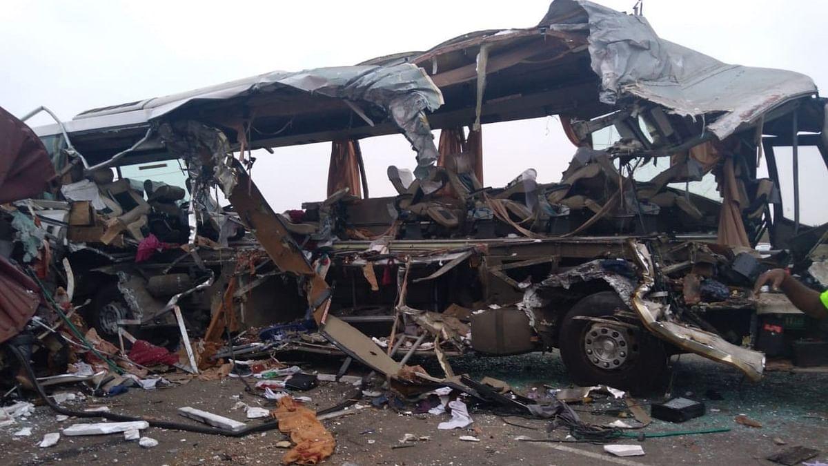 20 Dead in Bus-Truck Collision in TN; PM Modi Offers Condolences