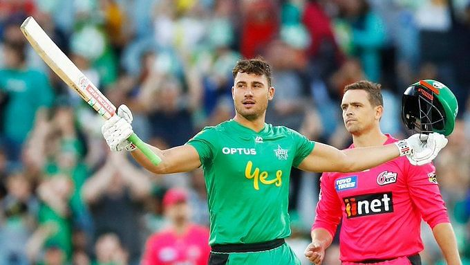Big Bash League: Marcus Stoinis Named Player of the Tournament