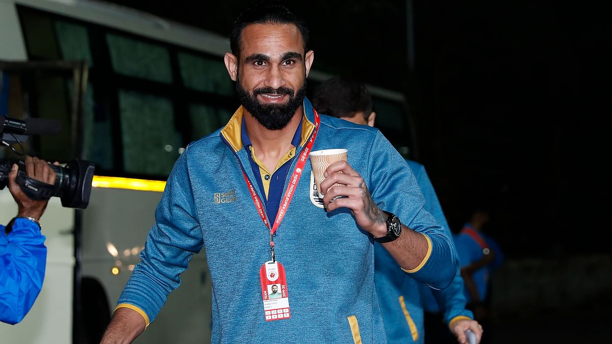 Never See Myself as Backup Goalkeeper in National Team: Amrinder