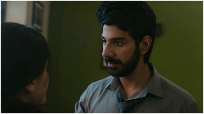 Pavail Gulati as Amrita's husband.