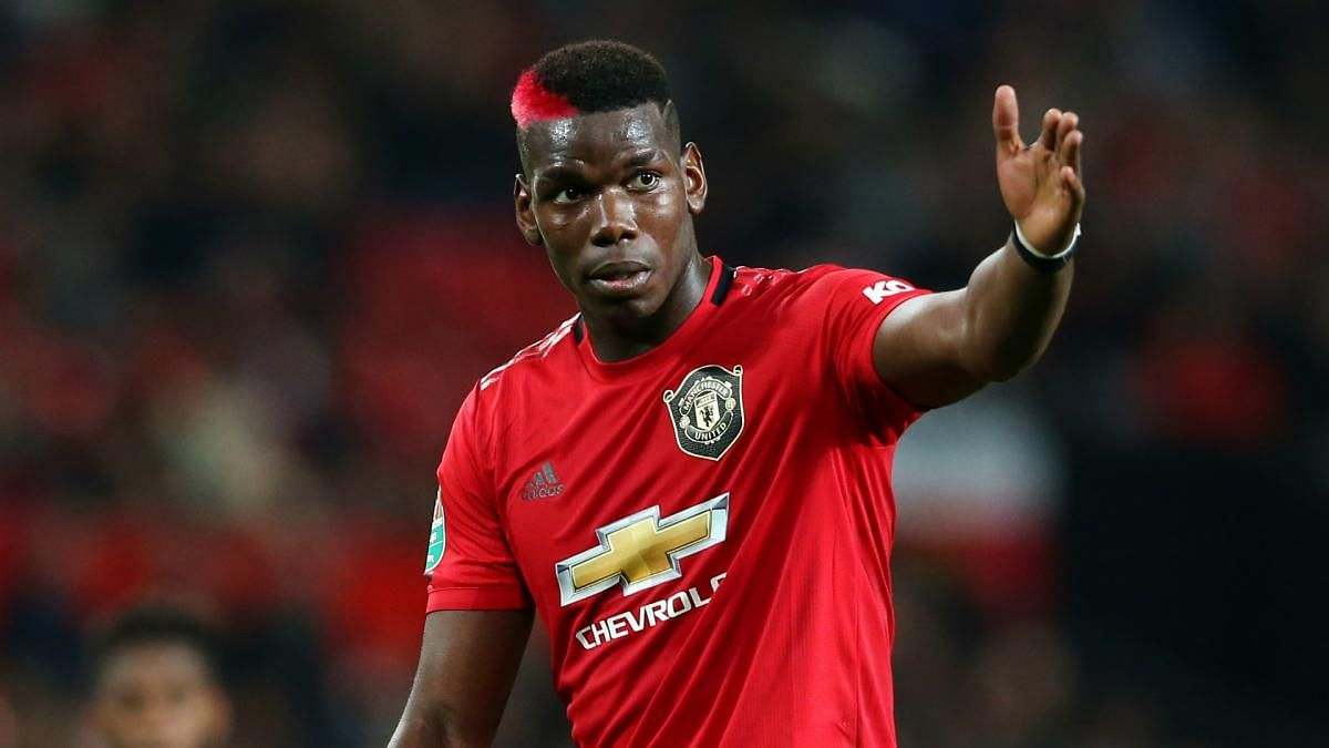 Pogba Belongs to Manchester United, Not Raiola, Insists Solskjaer