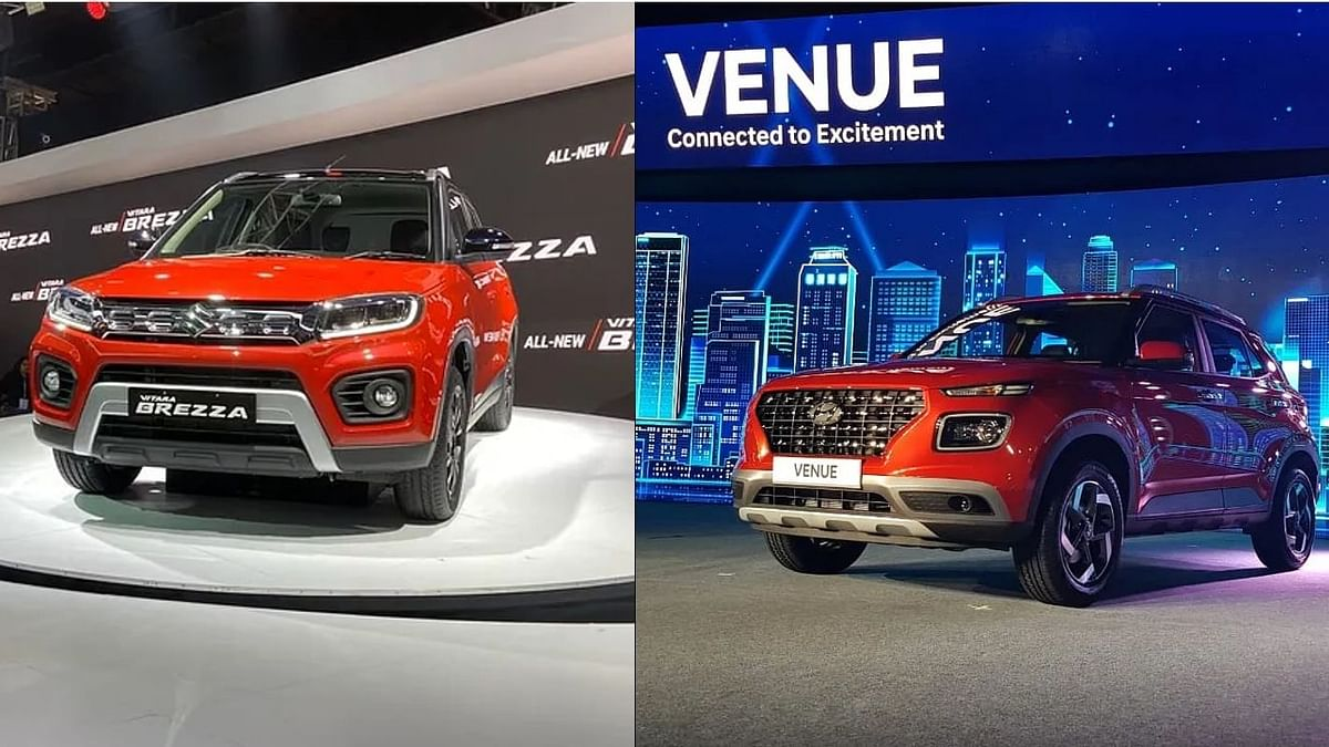The Maruti Vitara Brezza comes only with a petrol engine now.