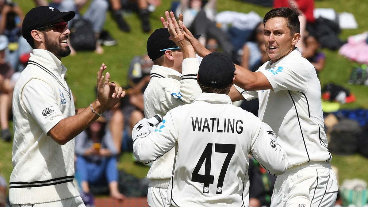 Shaw Fails to Make Impact in Both Innings of Wellington Test