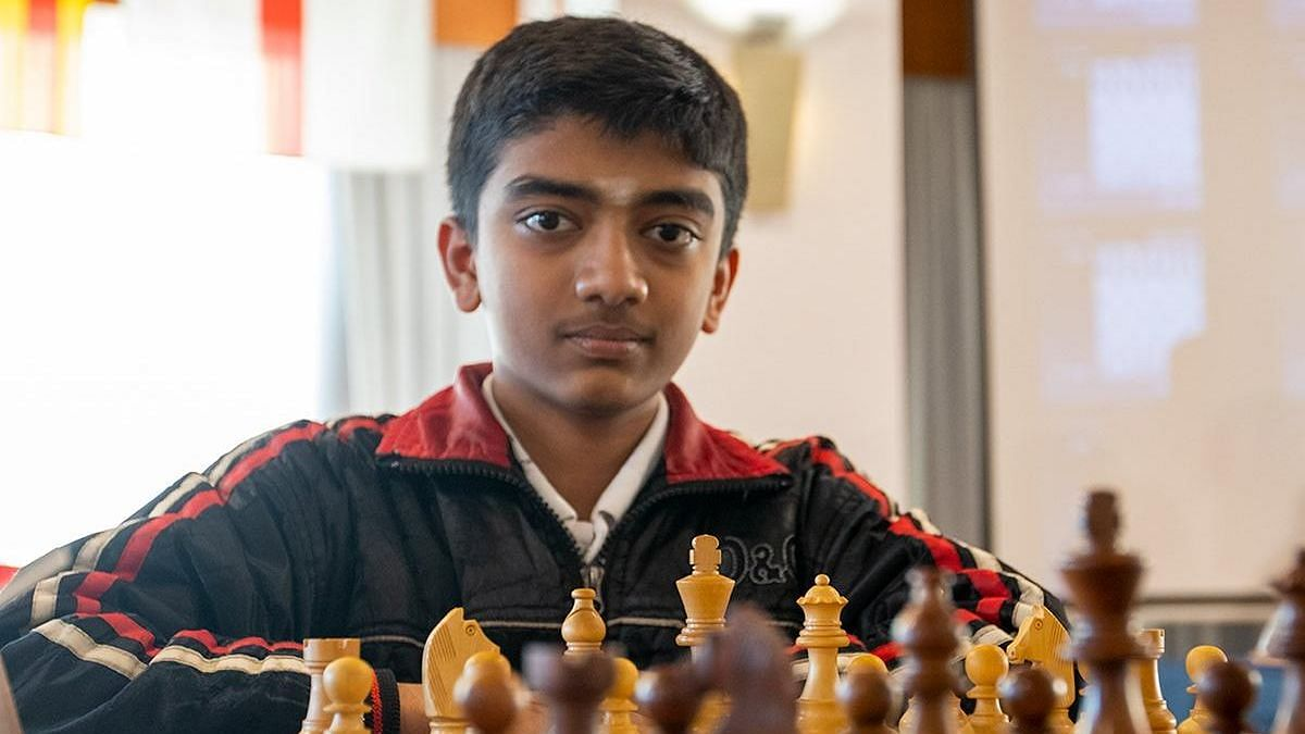 In 2019, Gukesh became the world's second youngest Grandmaster ever after beating Harutyun Bargseghyan in 50 moves.
