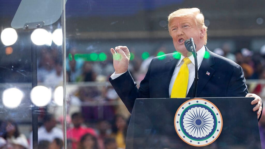 Trump Calls Modi His 'Loyal Friend': Highlights From Motera Speech