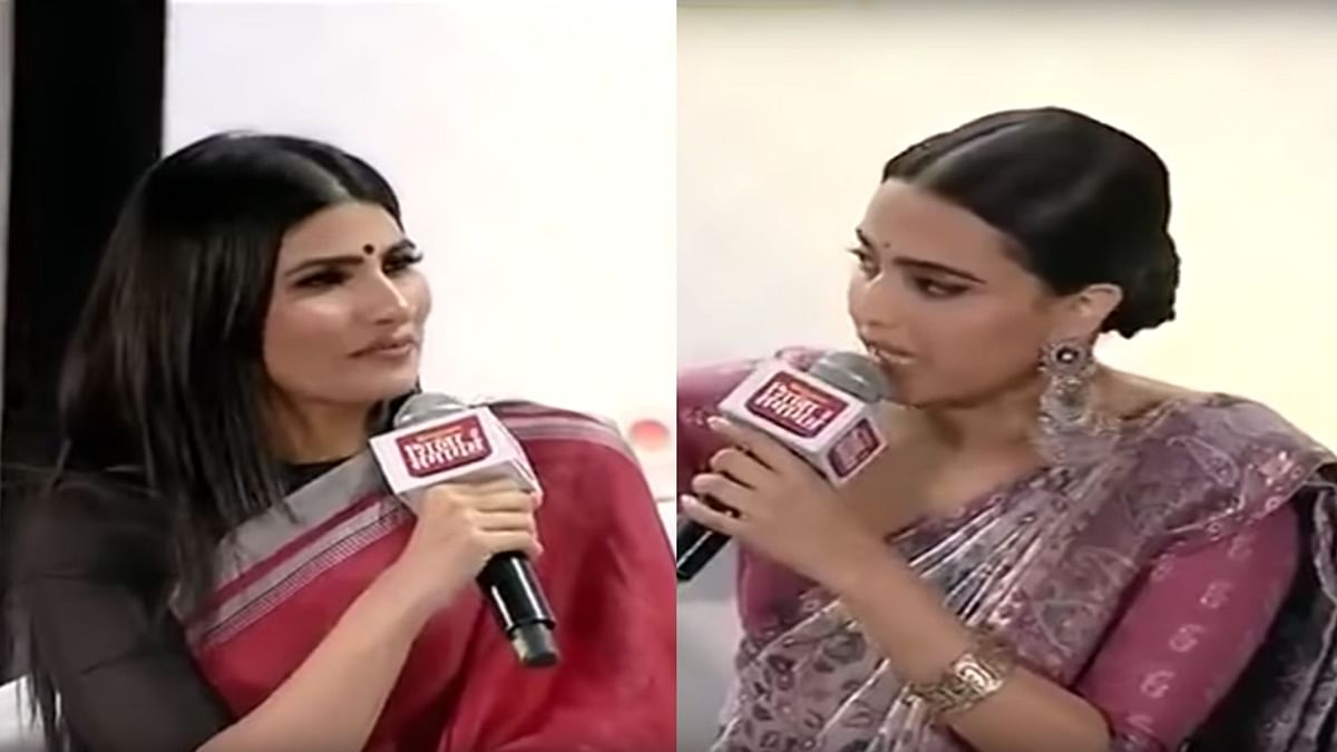 Rubina Liyaquat and Swara Bhasker.