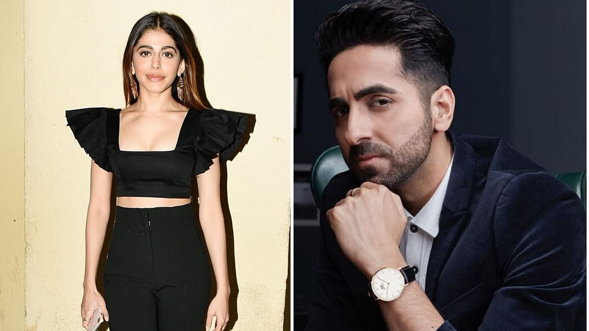 Alaya F and Ayushmann Khurrana