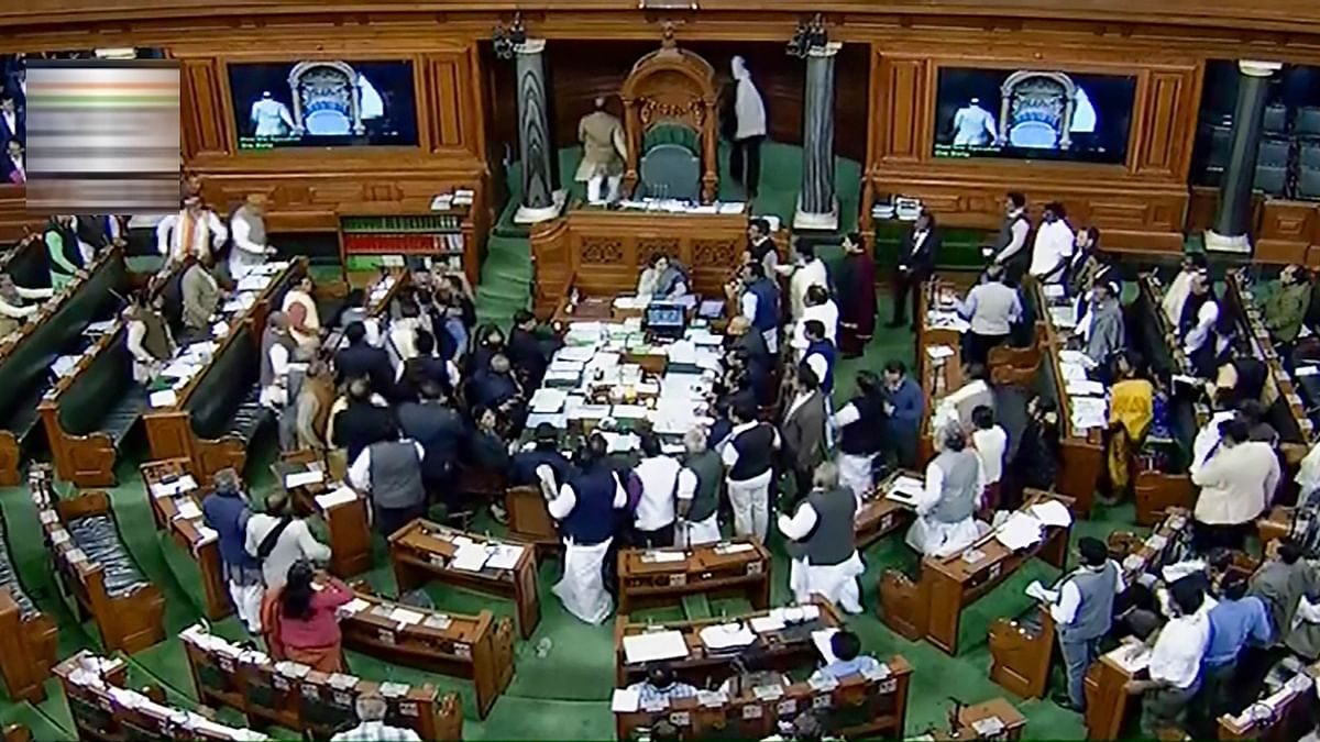 As it Happened in LS: MPs Come to Blows Over Rahul's Jibe at PM