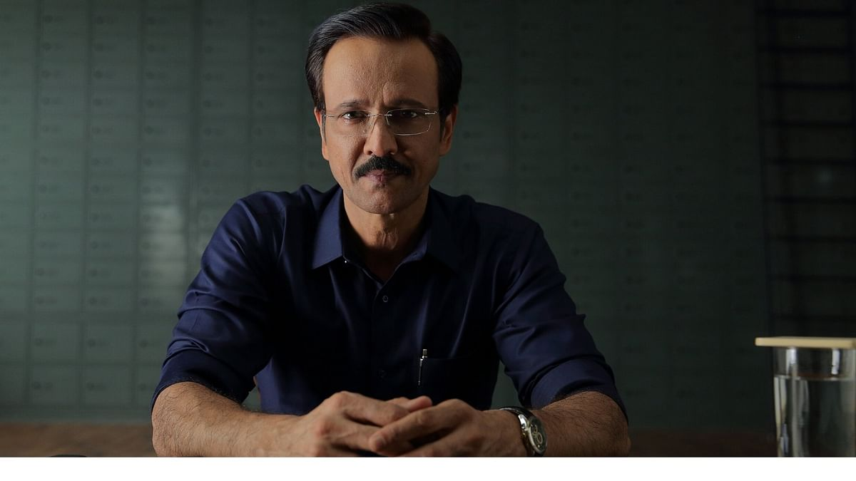 Kay Kay Menon plays a RAW agent on the show.