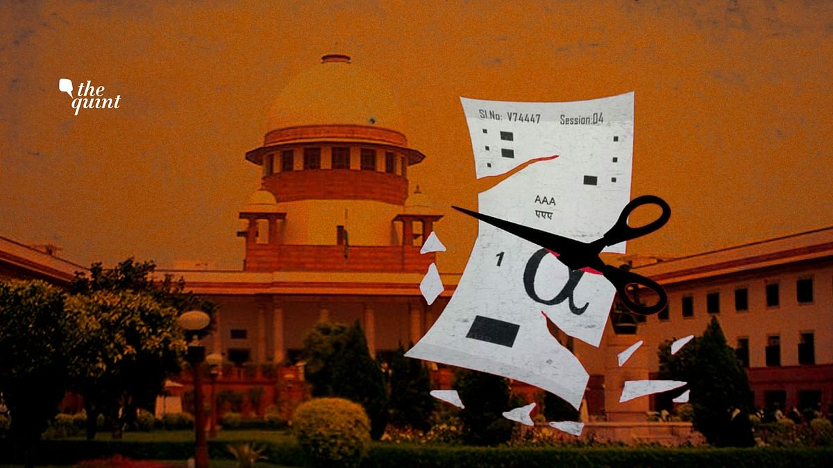 Quint Impact: Application Filed In SC on LS VVPAT Slip Destruction