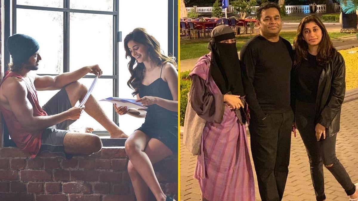 QuickE: Ananya Joins Deverakonda's Next; Rahman on Daughter