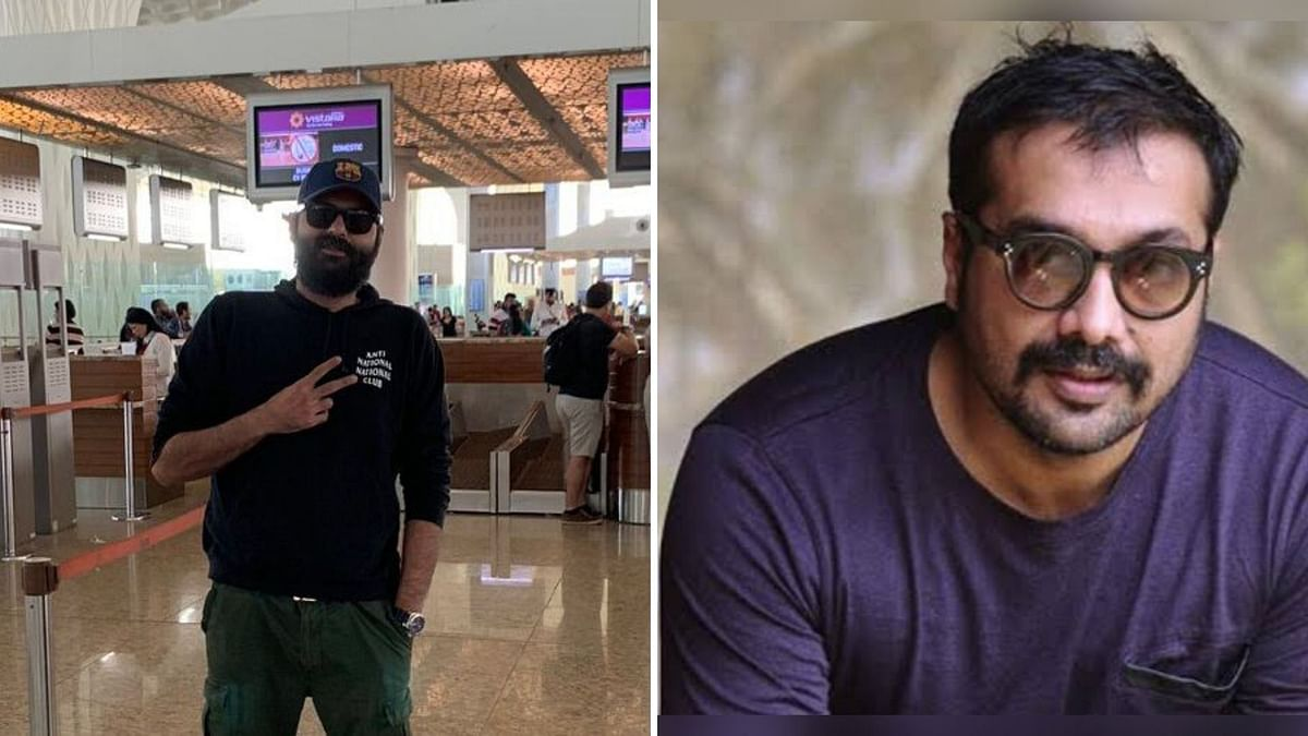 I Won't Fly Indigo Until Kunal Kamra Is Allowed To: Anurag Kashyap