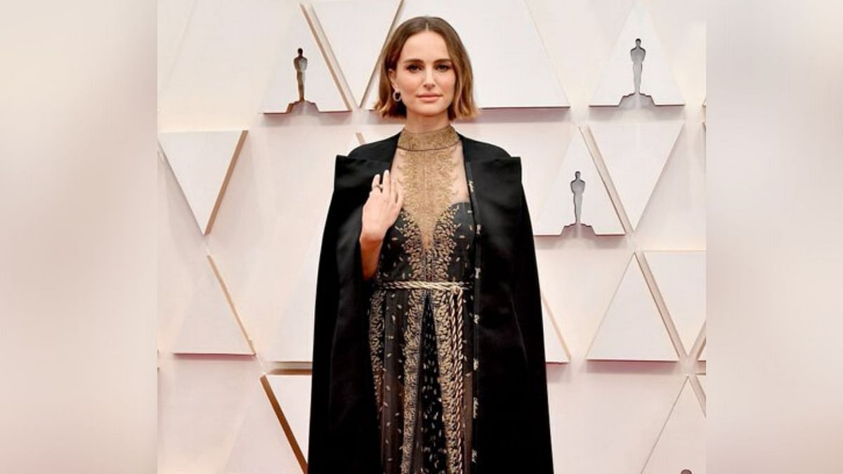 Natalie Portman's Cape Pays Tribute to Women Filmmakers at Oscars