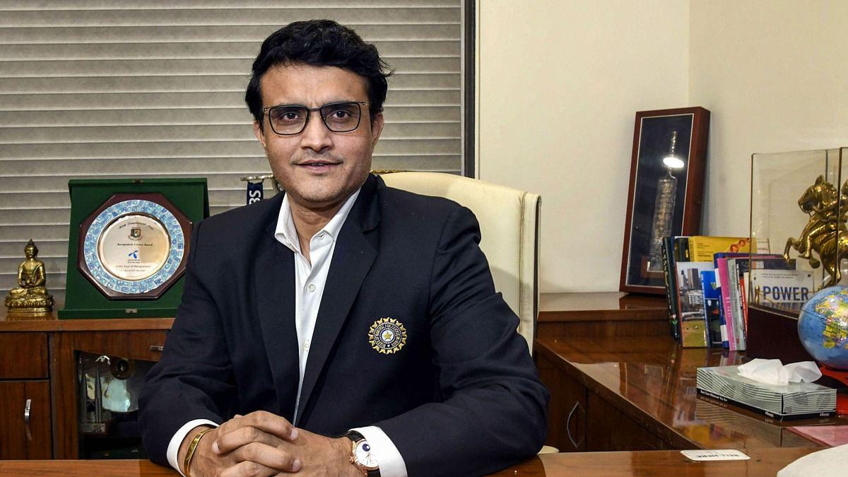 Sourav Ganguly had confirmed the IPL is 'on' despite Coronavirus fears.