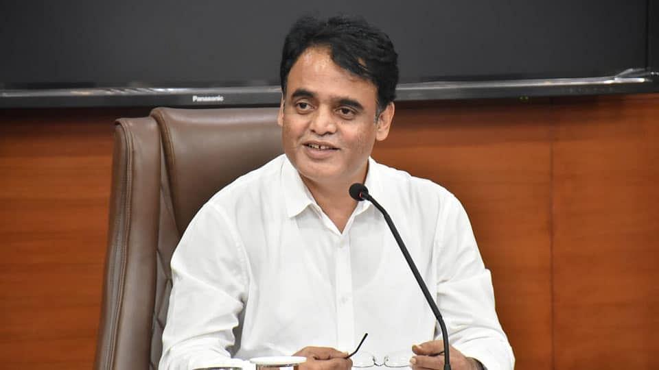 Deputy Chief Minister Ashwath Narayan.
