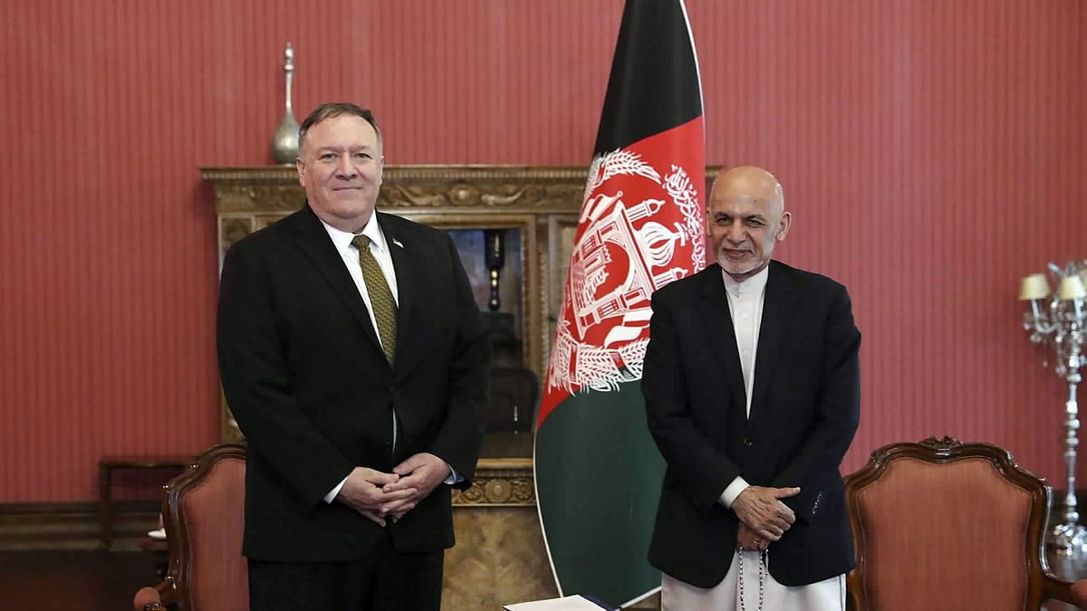 Pompeo in Kabul in Effort to Revive Flagging US-Taliban Peace Deal