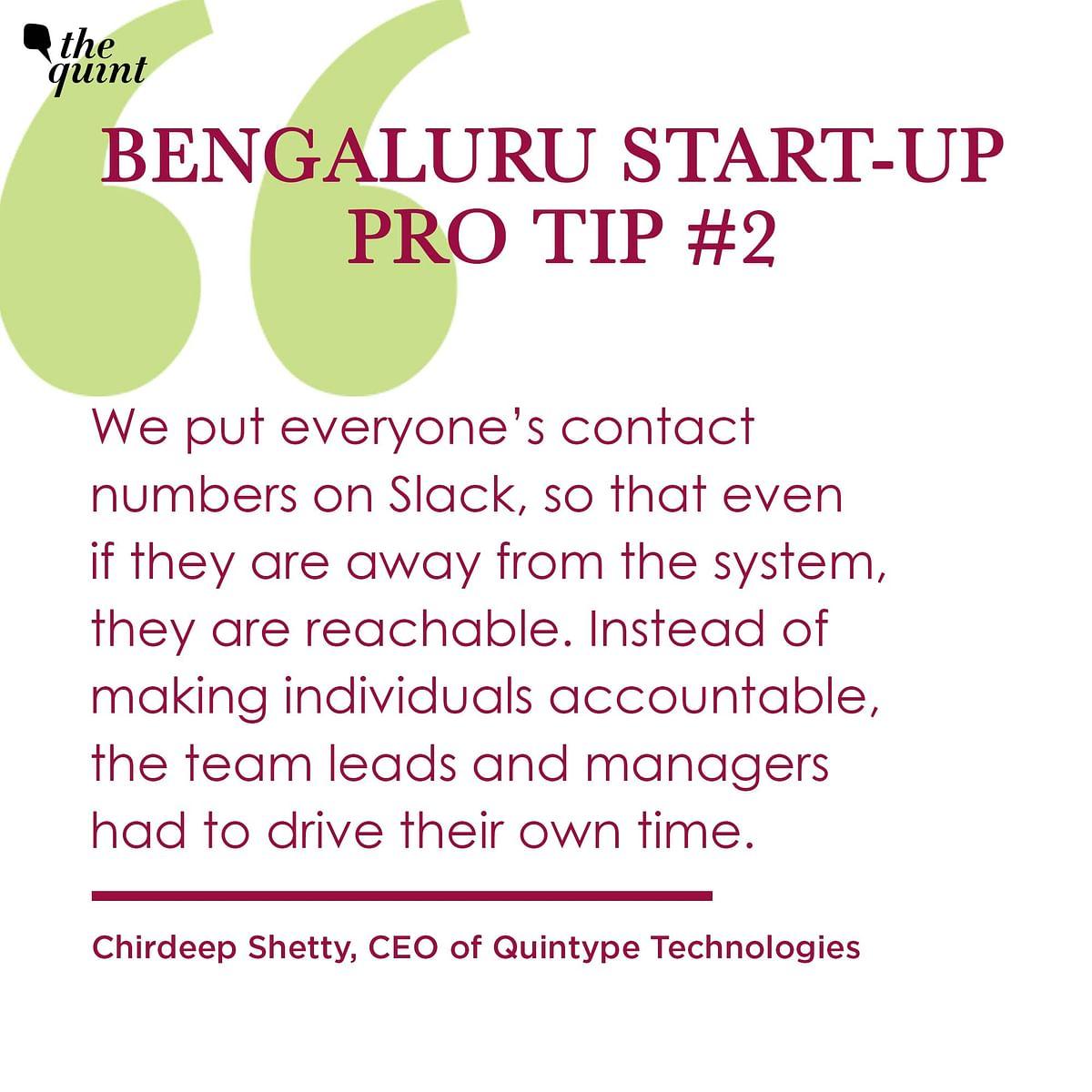 Working From Home Amid Coronavirus? Do It Bengaluru Start-Ups Way