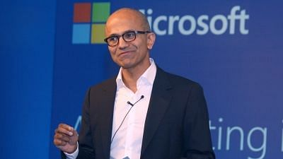 COVID-19: Satya Nadella's Wife Donates Rs 2 Cr to PM Cares Fund