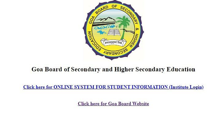 Goa Board HSSC Class 12 Result Declared On The Official Website