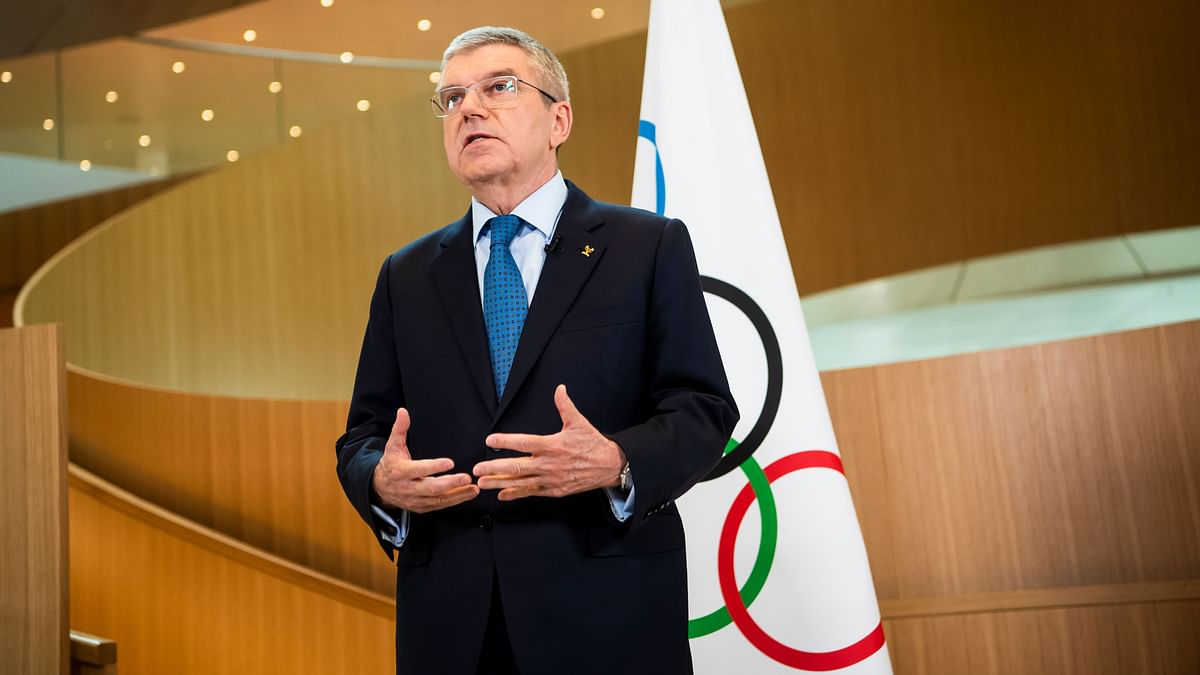 IOC President Thomas Bach had repeatedly said they expect the Olympics to open on schedule. However, the IOC is has now decided to postpone the Games.