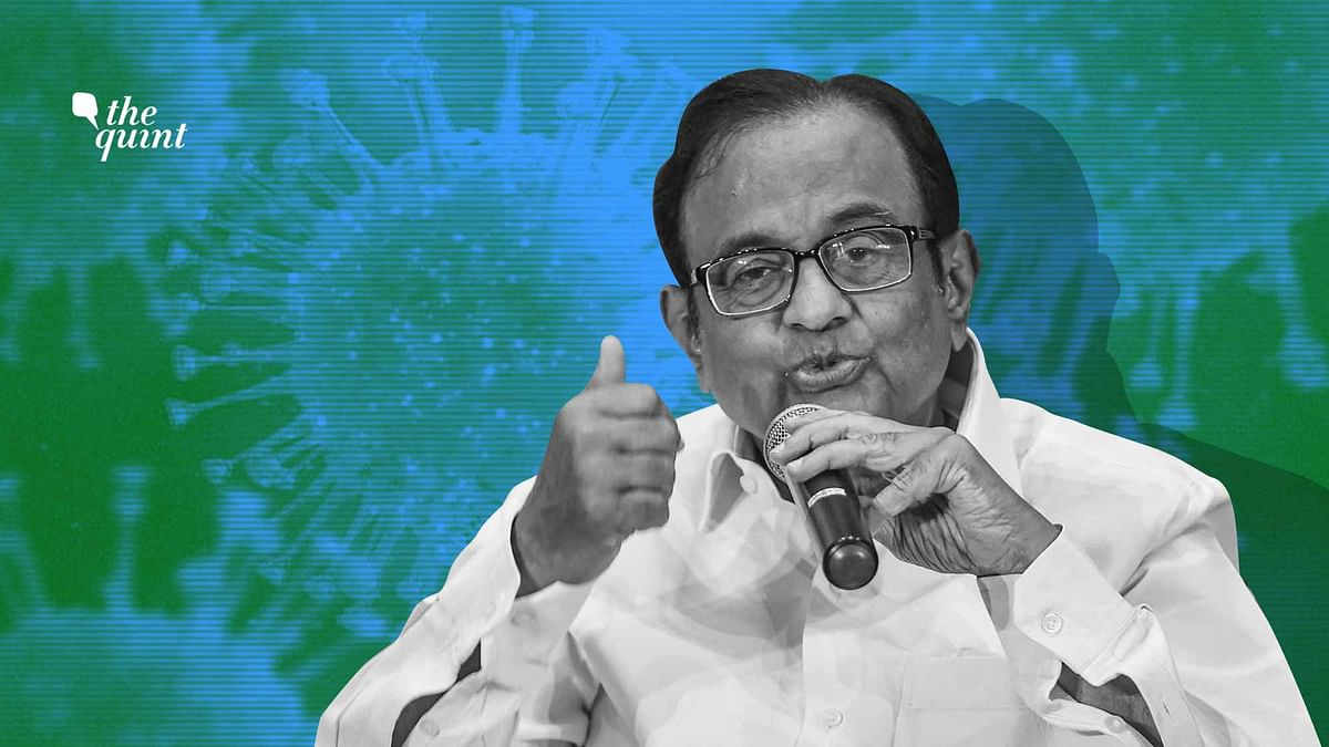 Protect Dignity Of Poor; Provide Cash & Food: Chidambaram To Govt