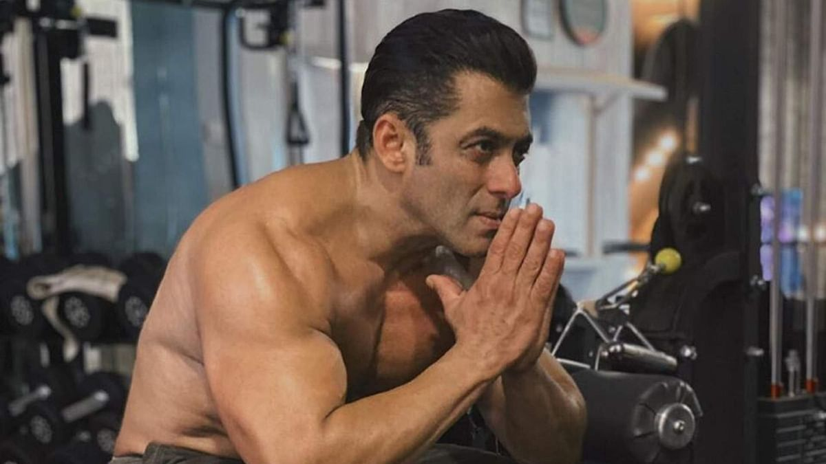 Salman Khan has advised fans to greet people with a namaste to avoid contracting coronavirus.