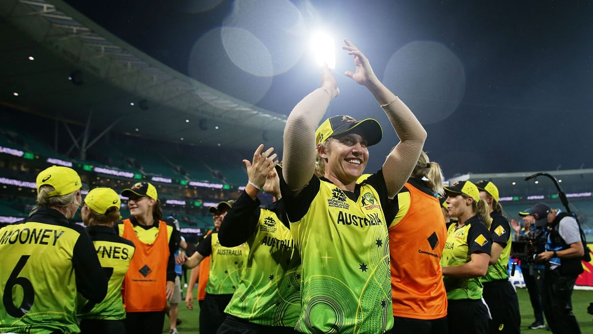 Australia beat South Africa to enter the 2020 ICC Women's T20 World Cup final.