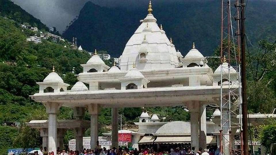 COVID-19: Vaishno Devi Yatra Suspended By J&K Administration