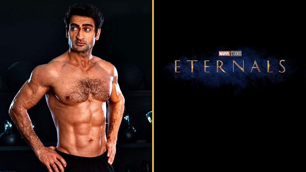 Kumail Nanjiani Turns Bollywood Star in Marvel's 'The Eternals'