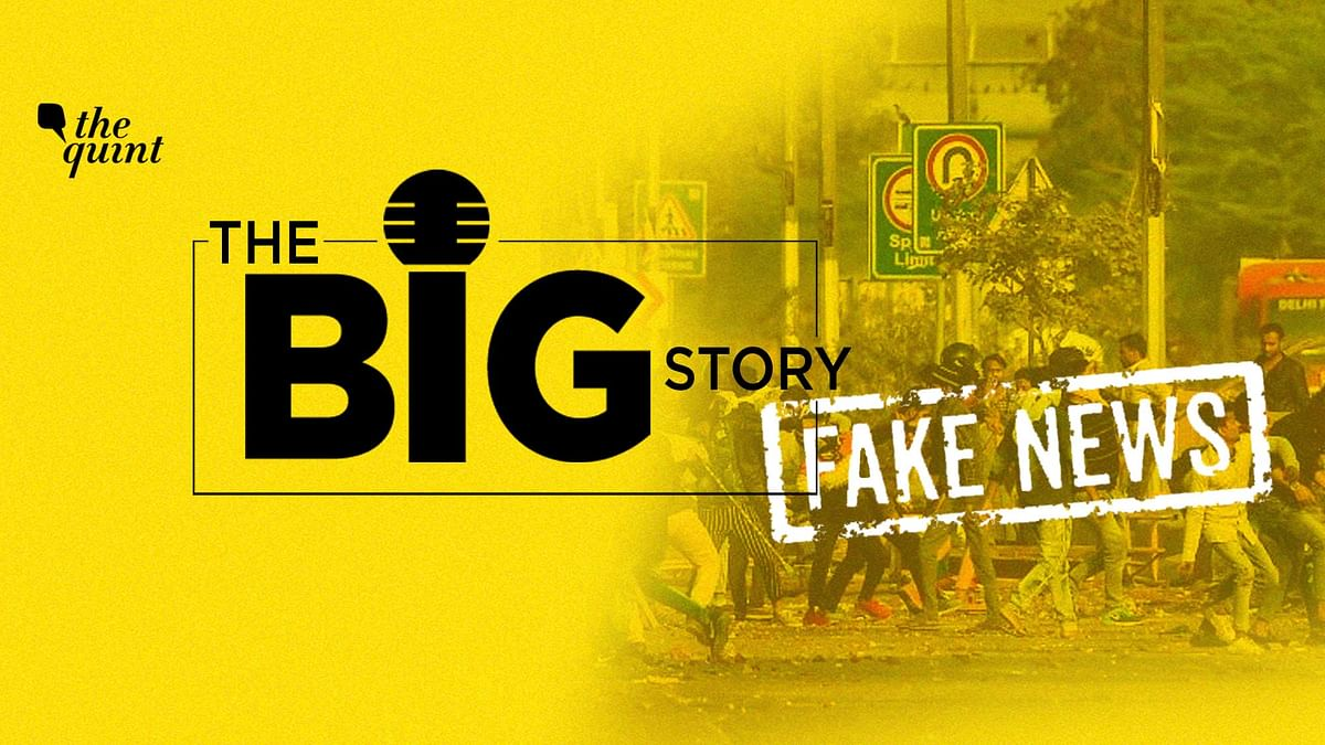 How Did Fake News Affect The Violence in Northeast Delhi?
