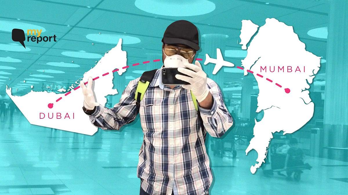 I Travelled to Mumbai from Dubai, Wasn't Asked to Self-Quarantine