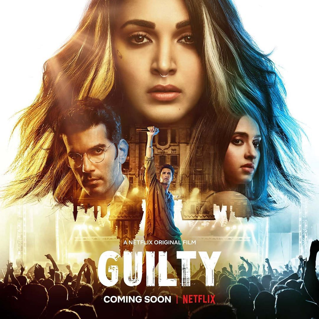 Poster of <i>Guilty.</i>