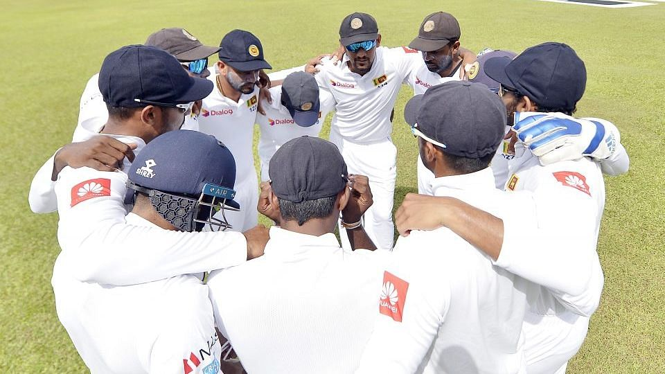 Earlier, the Sri Lankan cricket board had donated a sum of Rs 25 million to the government's COVID-19 Fund