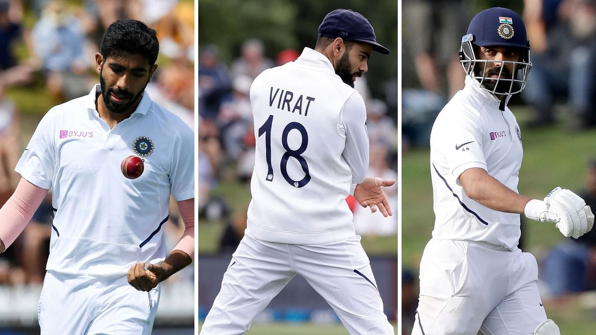 Report Card: How Kohli, Bumrah & Rahane Disappointed in NZ Tests