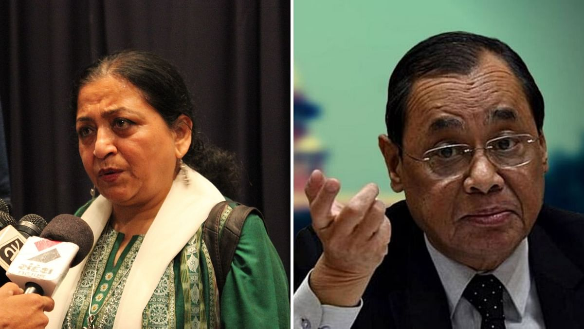 Madhu Kishwar Files PIL Against Ex-CJI Gogoi's Nomination to RS
