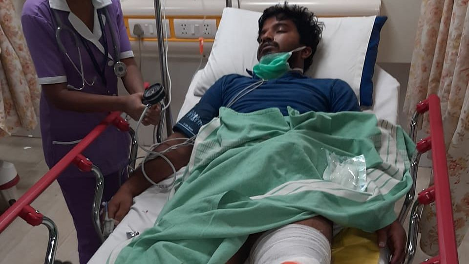 Bengaluru Man Held for Breaching Curfew, Shot While Trying to Flee