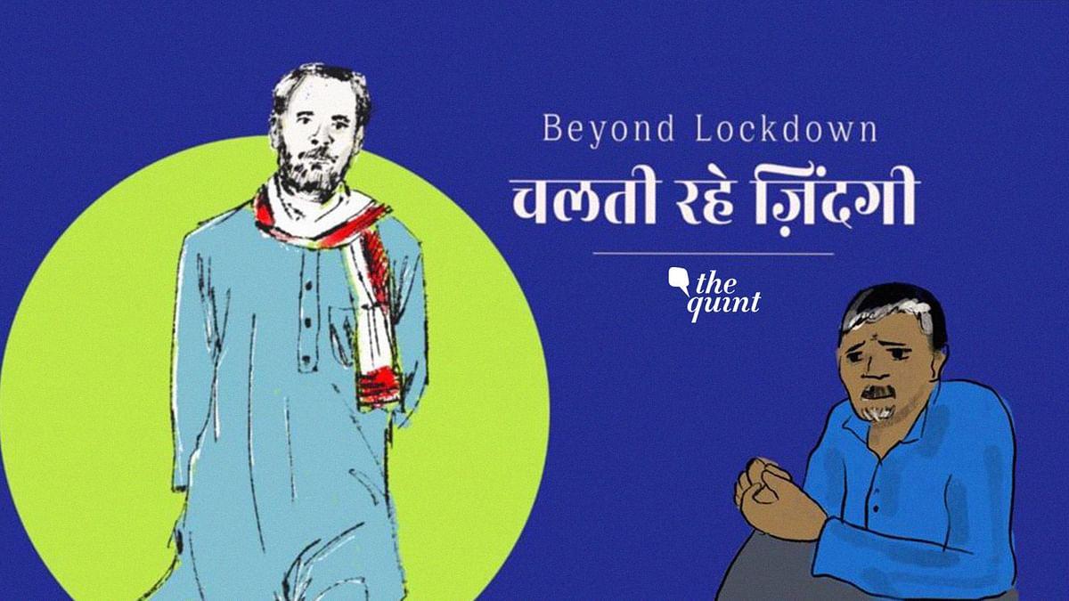 Yogendra Yadav speaks on coronavirus lockdown.