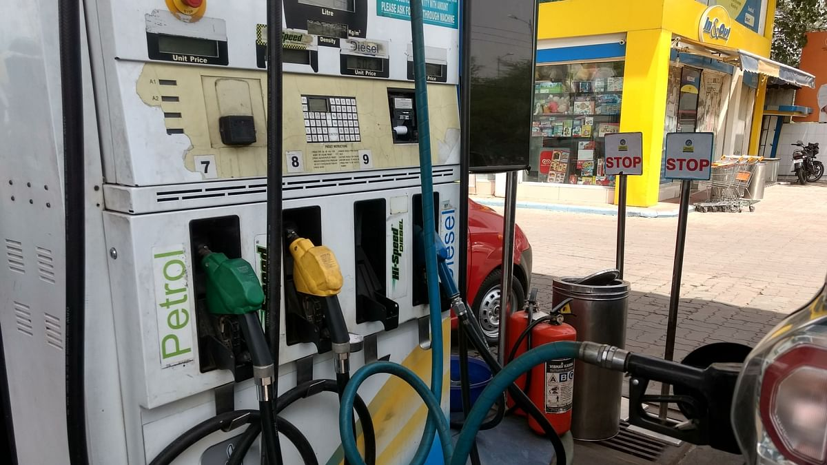 Why Are Fuel Prices  Not Falling Much, Despite A Crude Oil Tumble?