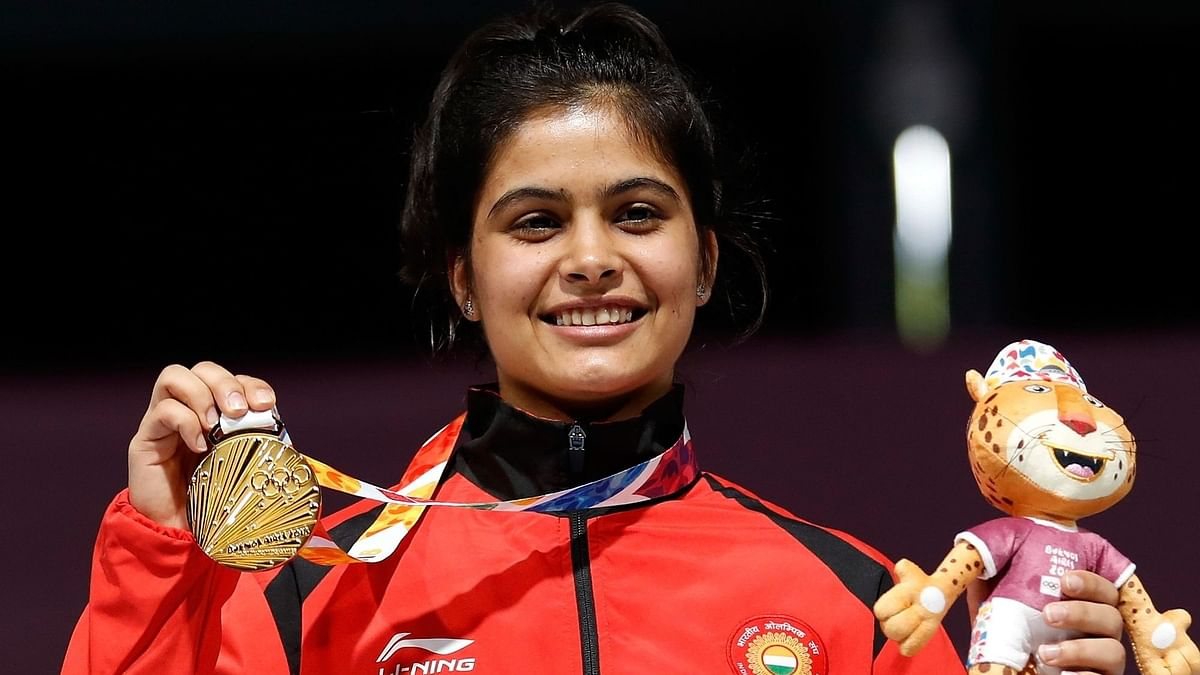 Manu Bhaker to Donate Rs 1 Lakh Towards COVID-19 Fight