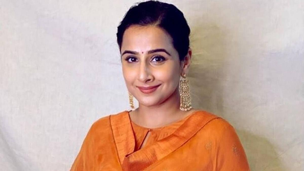 Vidya Balan Starts Shooting for 'Sherni' in Bhoot Palasi