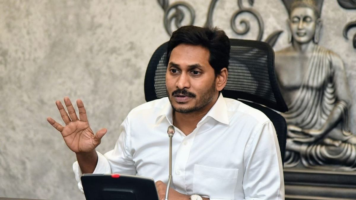 Andhra HC Orders CBI Probe into CM Jagan's Uncle's Murder
