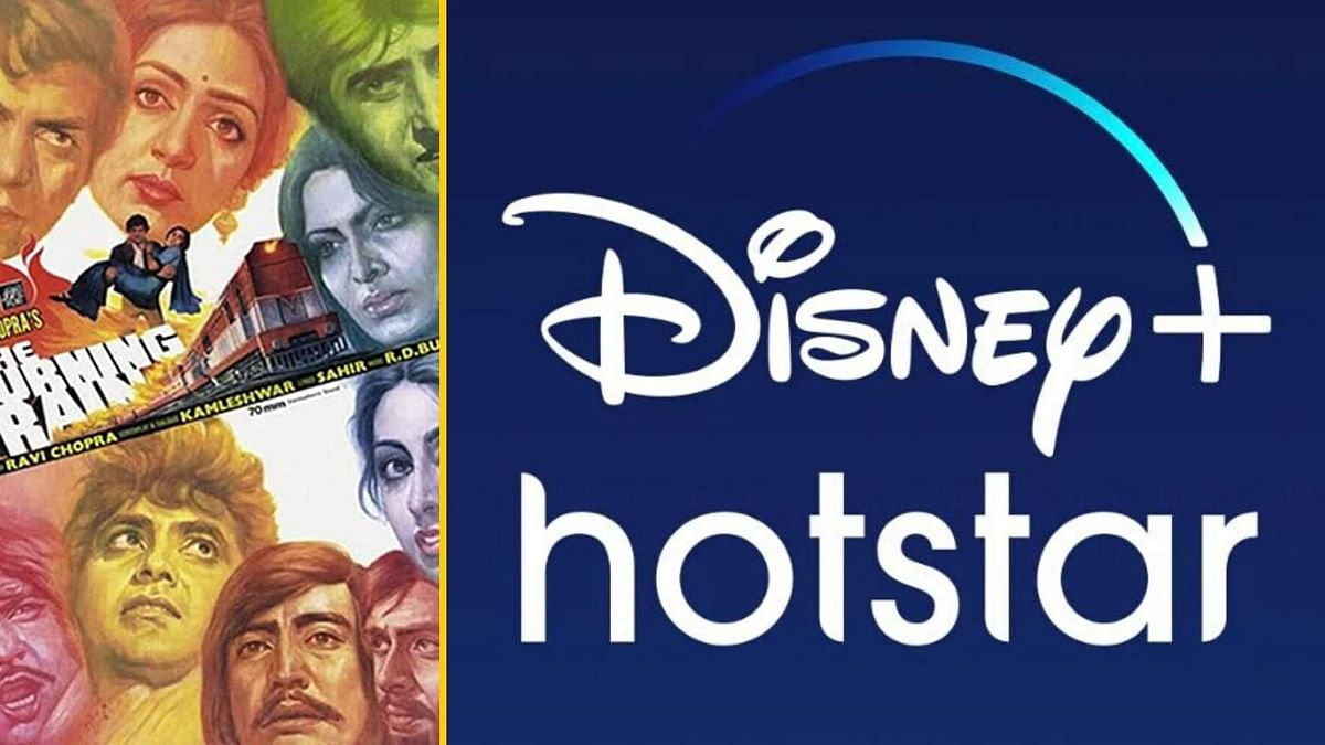 QuickE: Disney+ Launches in India;  'The Burning Train' Remake