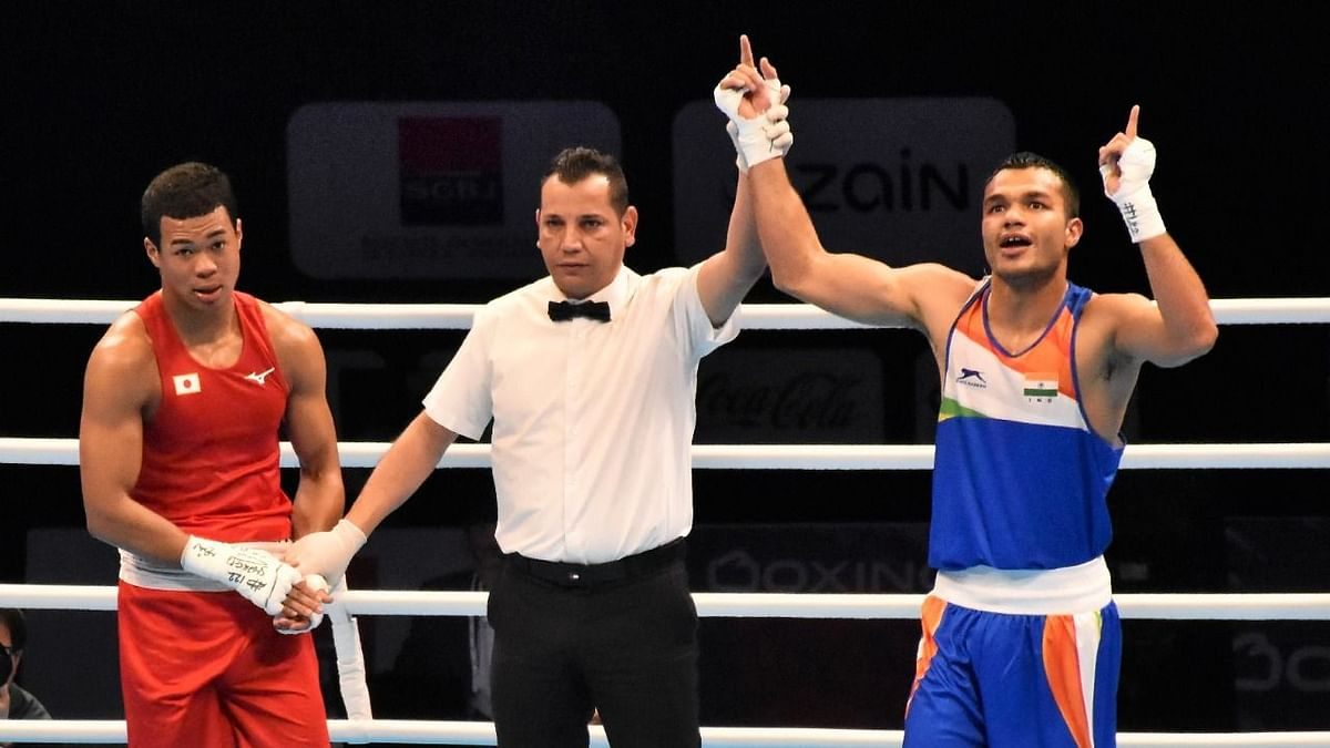 Vikas Out of Asian Qualifiers Final With Eye Injury, Wins Silver