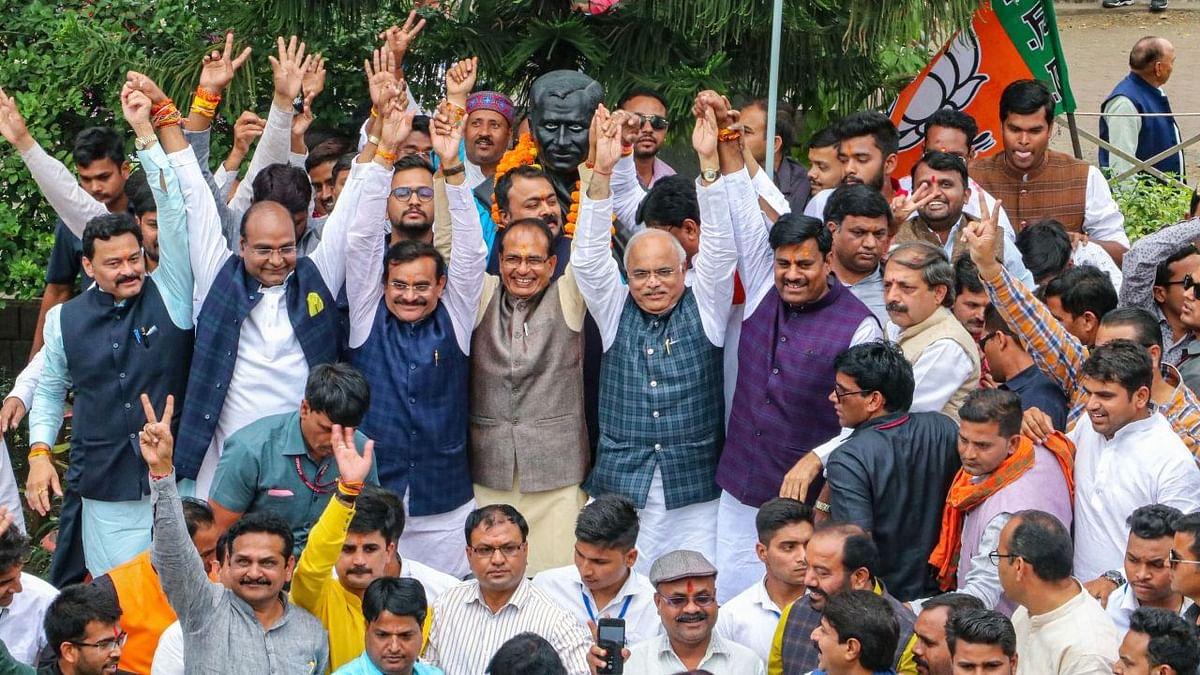 Shivraj Chouhan Wins Confidence Motion to Begin 4th Term as MP CM