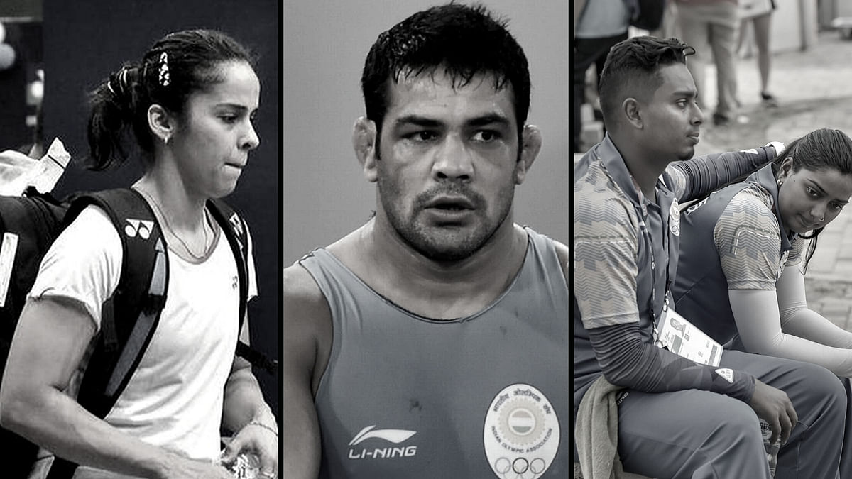 How India's Olympics-Bound Athletes Are Coping With Coronavirus