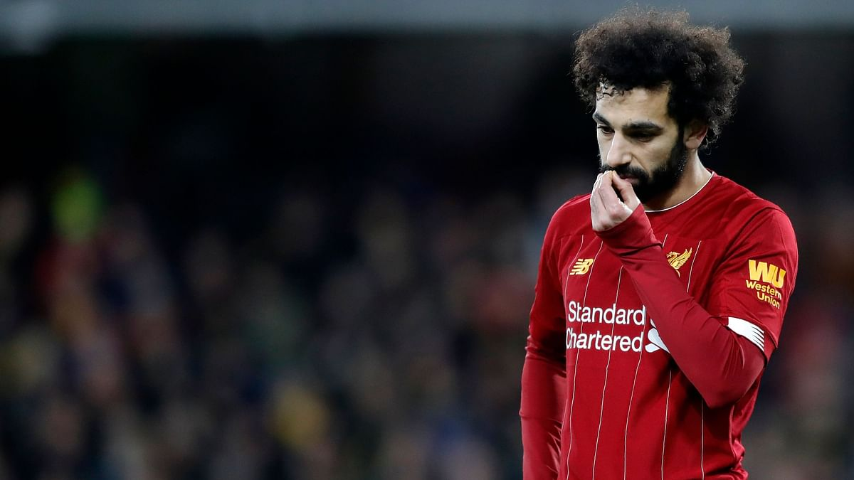The loss marked the end of a 44-match undefeated streak and a record-tying 18-match winning run for Liverpool in the league.