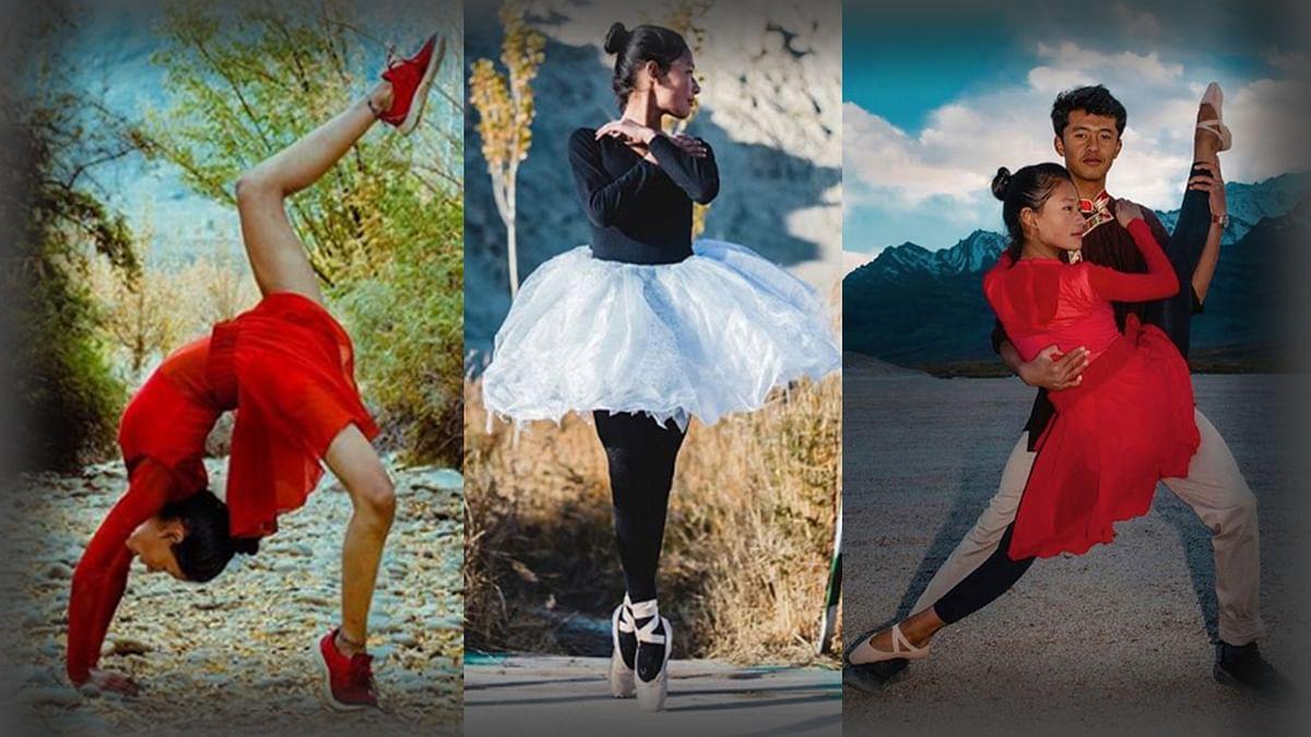 Ladakh: Watch Ancient Landscapes Get a Modern Twist of Dance